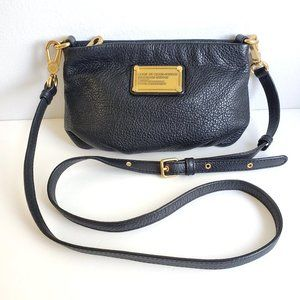 Marc by Marc Jacobs Black Percy
